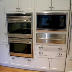 Brookhaven Kitchen Cabinets Stainless Steel Cart Simple White Elegance Categorized Under Transitional ...