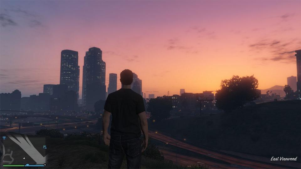 Grand Theft Auto V | Screenshot (4)