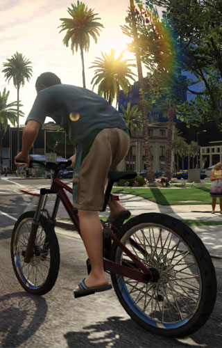 Grand Theft Auto V | Side Screenshot (6)