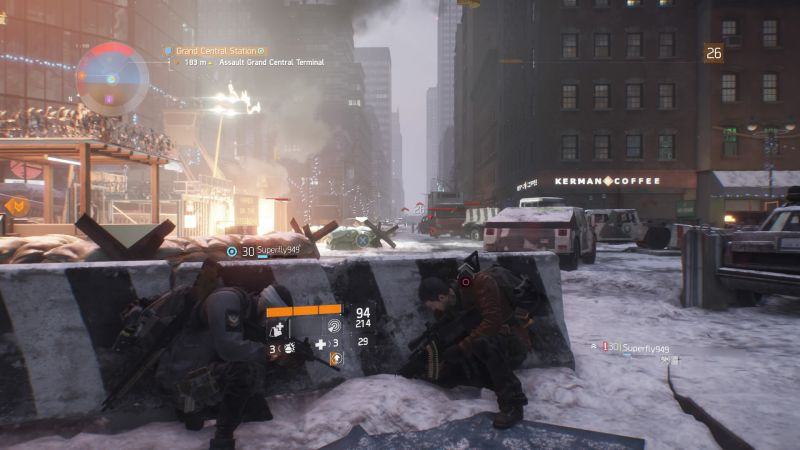 Review The Division | Screenshot 9