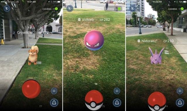 Pokemon GO! | screenshot 6