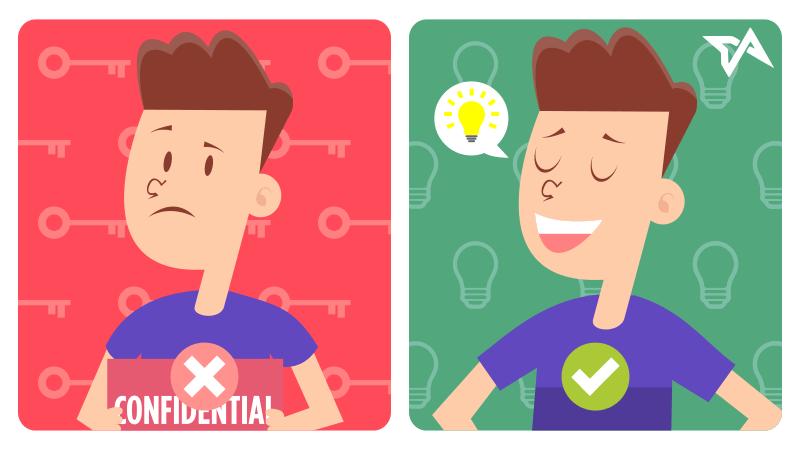 Fakta Startup | Ide produk tak perlu dirahasiakan