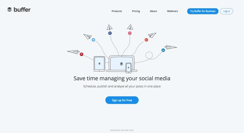 Jejaring Sosial | Buffer