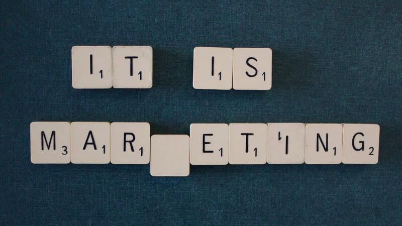 Content Marketing   Scrabble