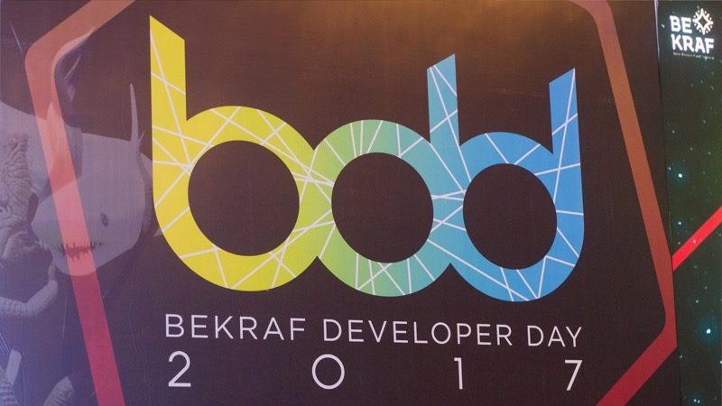 Bekraf Developer Day 2017 Surabaya | Photo