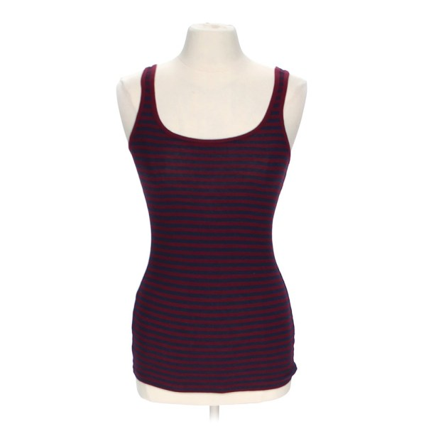 Mossimo Supply . Classic Striped Tank - Online Consignment
