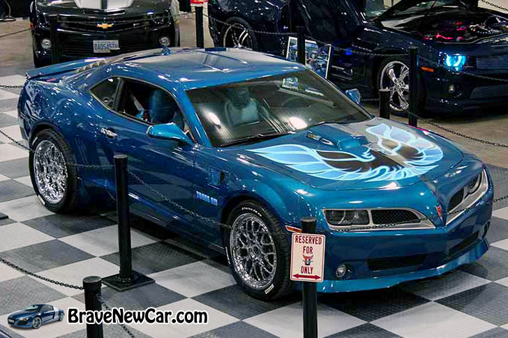 2017 Pontiac Trans AM Pontiac Cars Review RallyPoint