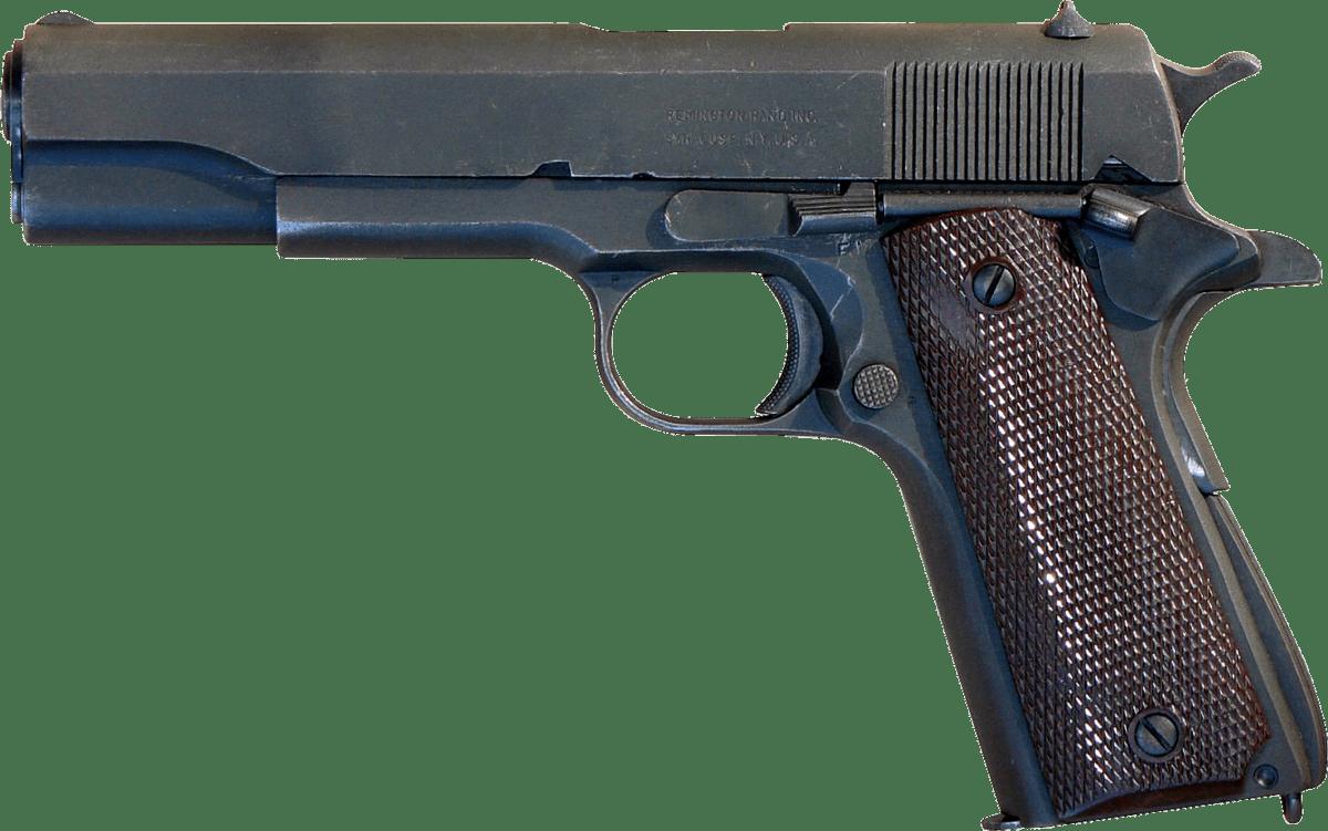 hight resolution of pistol diagram