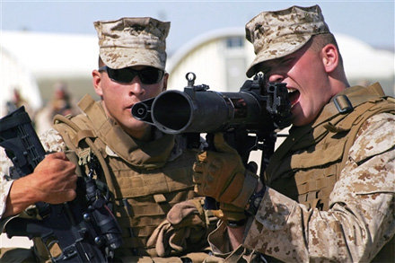 national review marine corps