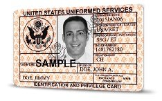 How can the DoD improve the dependent ID card distribution