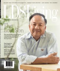 lds living magazine - 409×480