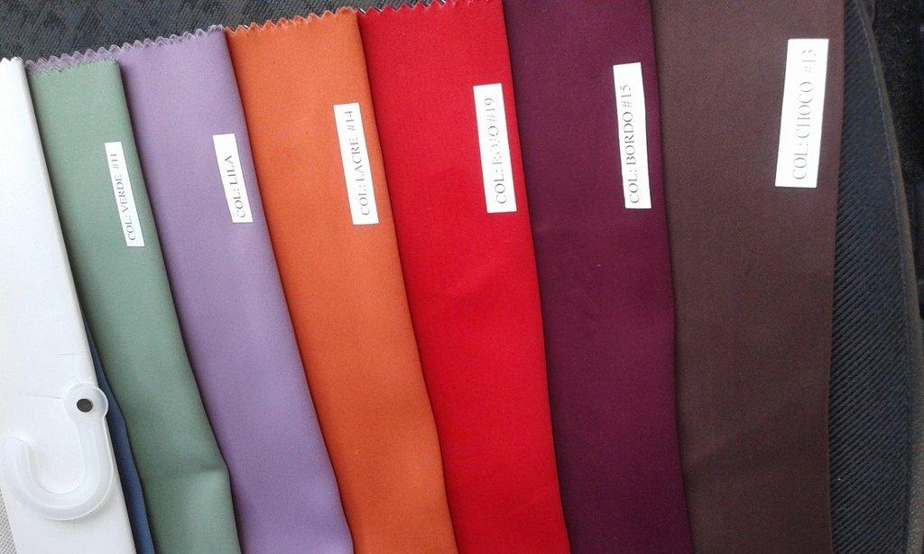 Cortina Blackout Textil 2 Paos 210 X 140 Varios Colores