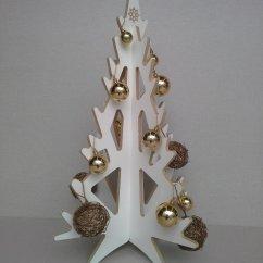 Cloud 9 Sofa Childs Bed Árbol De Navidad Merry En Melamina Color Blanco