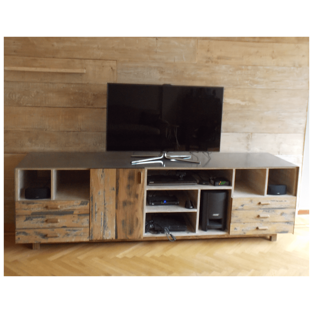 Mueble Tv Pared Mueble Tv Con Pared Comprar En Estudio V