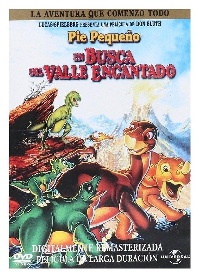 Pie Pequeo En Busca Del Valle Encantado Pelcula Dvd