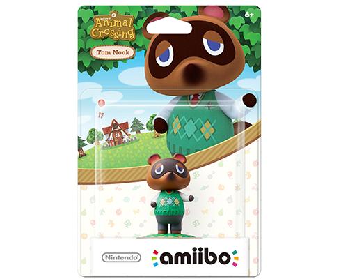 Amiibo Animal Crossing Series Tom Nook Hadriatica