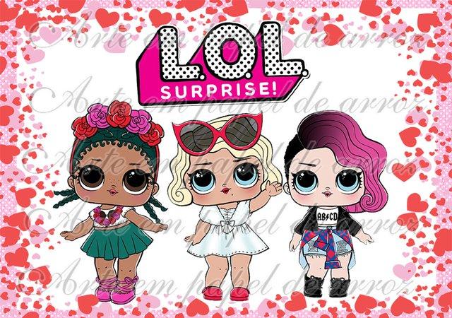 Cute Little Dolls Hd Wallpapers Comprar Lol Boneca Em Loja Arte Em Papel De Arroz