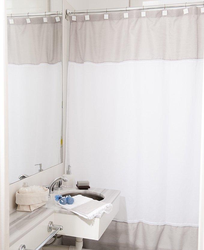 cortina de bao