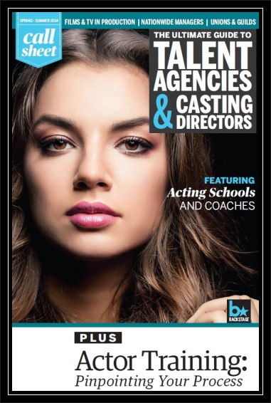 Call Sheet FAQ How to Find an Acting School or Coach