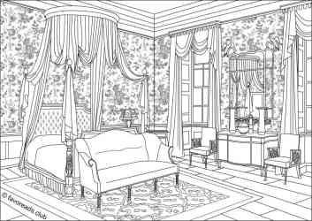 Authentic Architecture Bedroom Interior Favoreads Coloring Club