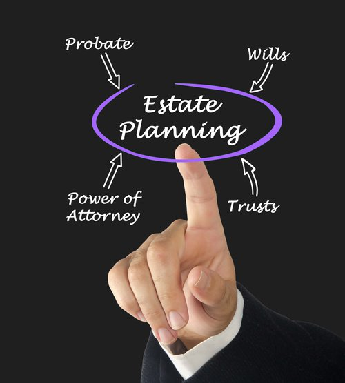 Estate Planning Infographic