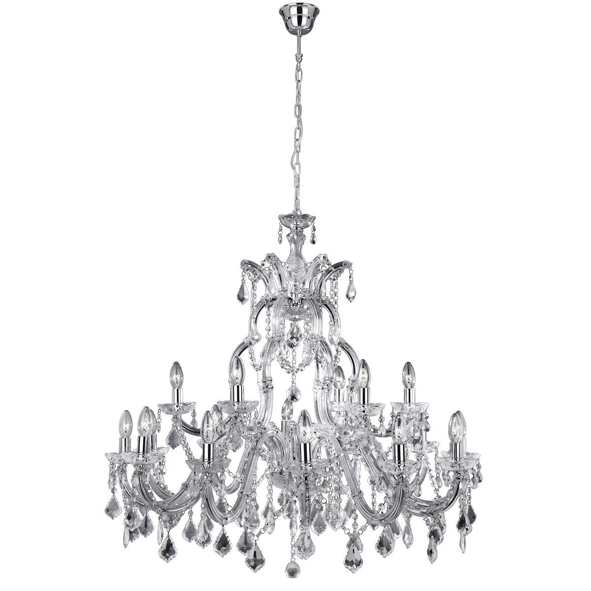 Marie Therese Crystal Chandelier