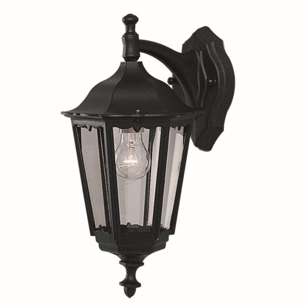 Bel Aire Outdoor Wall Lamp - Light Cast Aluminium