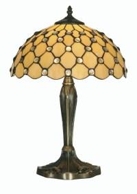 Jewel Tiffany Table Lamp - Large