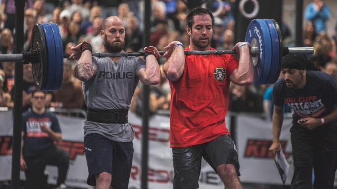 2017 Crossfit Team Series Will Have Over 100 000 In Prize