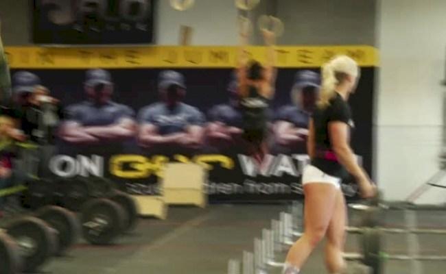 Brooke Ence Dan Bailey React To Not Qualifying