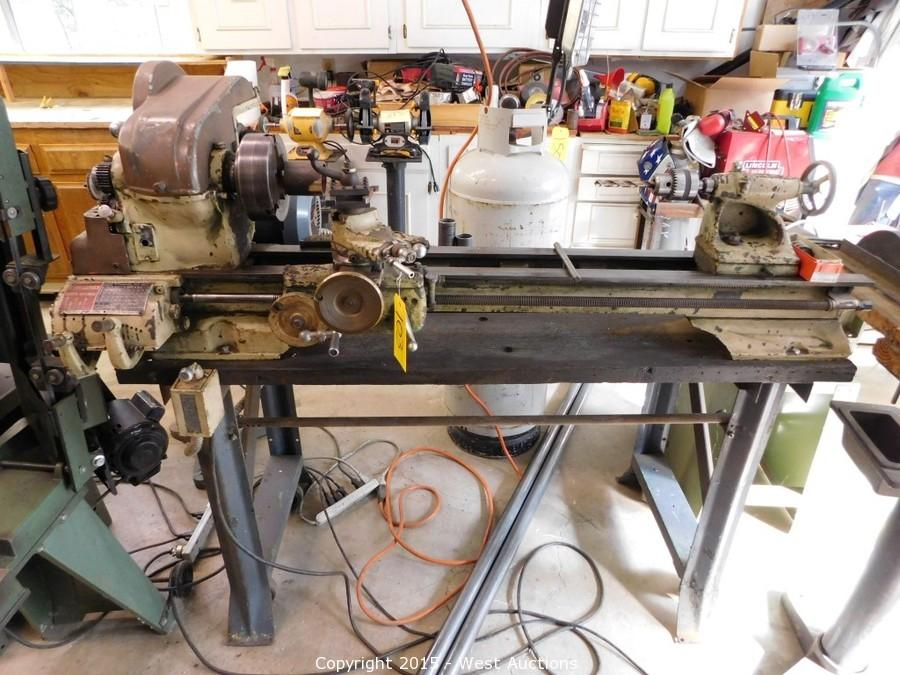 Craftsman Commercial Lathe Specifications