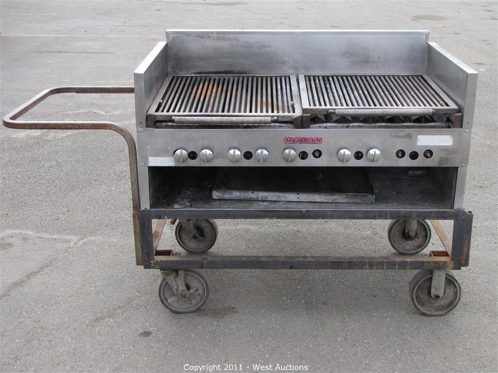magic kitchen grill cute gadgets west auctions auction golf course equipment and merchandise in woodland ca