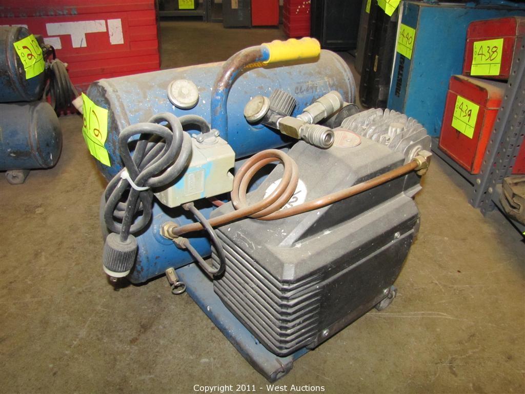 Emglo Airmate Compressor