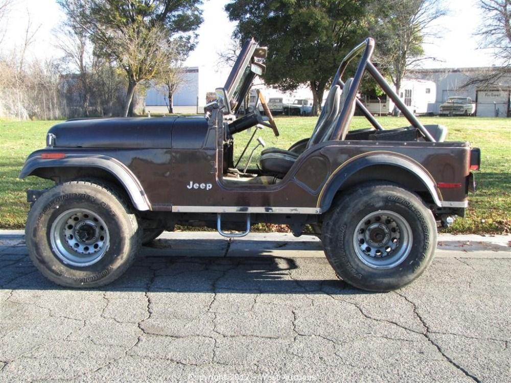 medium resolution of 2002 wanderer wagon lite travel trailer and 1980 jeep cj5