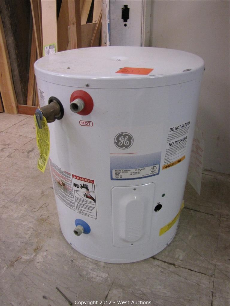 20 Gallon Water Heater Lowes : gallon, water, heater, lowes, Gallon, Electric, Water, Heater