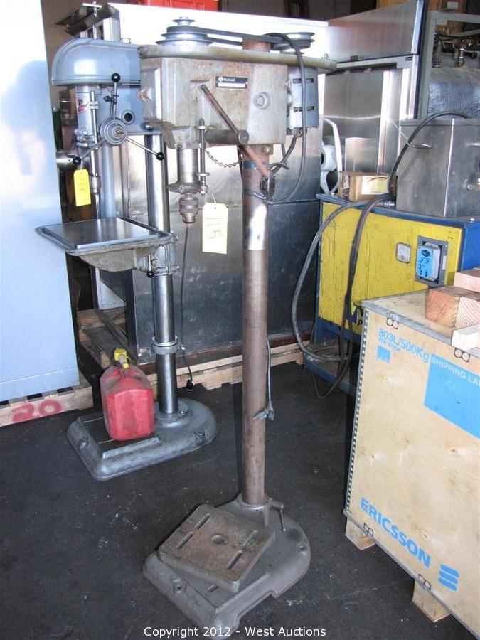 Rockwell 15 Drill Press