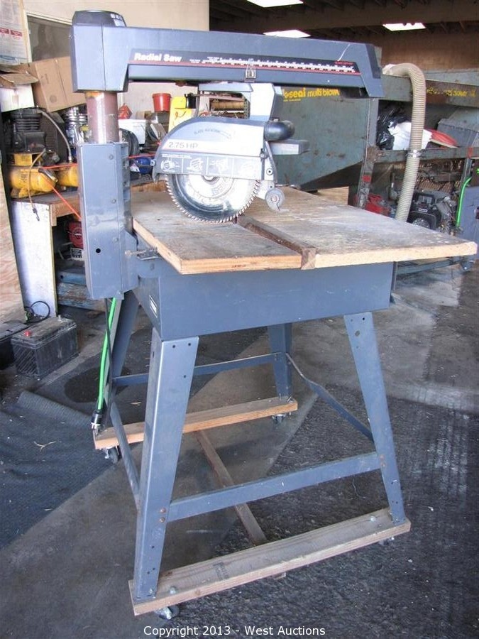 Craftsman Saw Stand