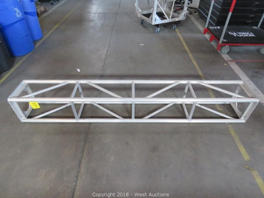 rectangular aluminum lighting truss 12
