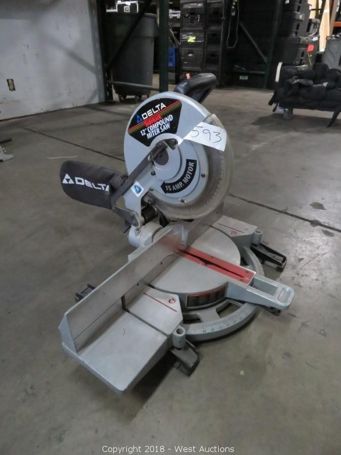 Delta 12 Compound Miter Saw