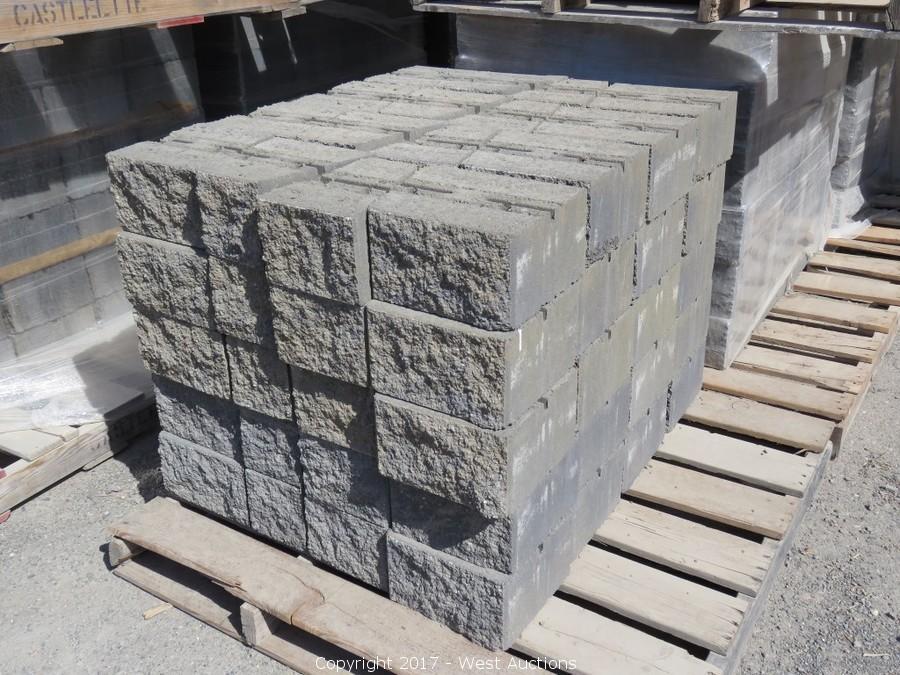 maytrx retaining wall block tahoe blend
