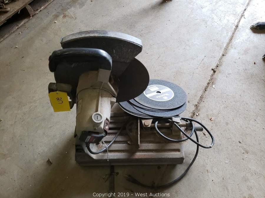 Black Decker Chop Saw
