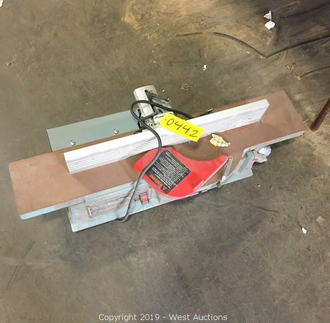 Delta 6 Motorized Jointer