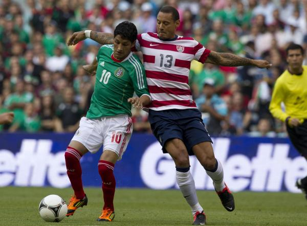 The NotSoFriendly USMexico Soccer Match Only A Game