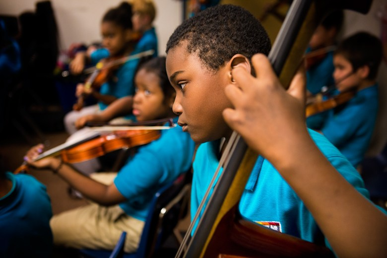 how playing music affects the developing brain | commonhealth