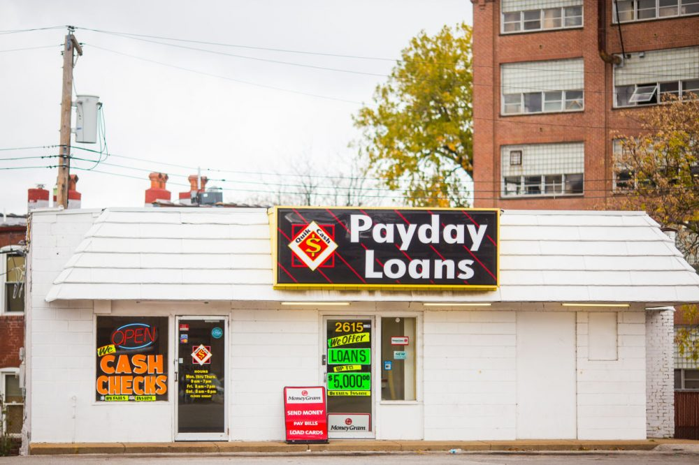 Ferguson Report Includes Call To End Predatory Lending