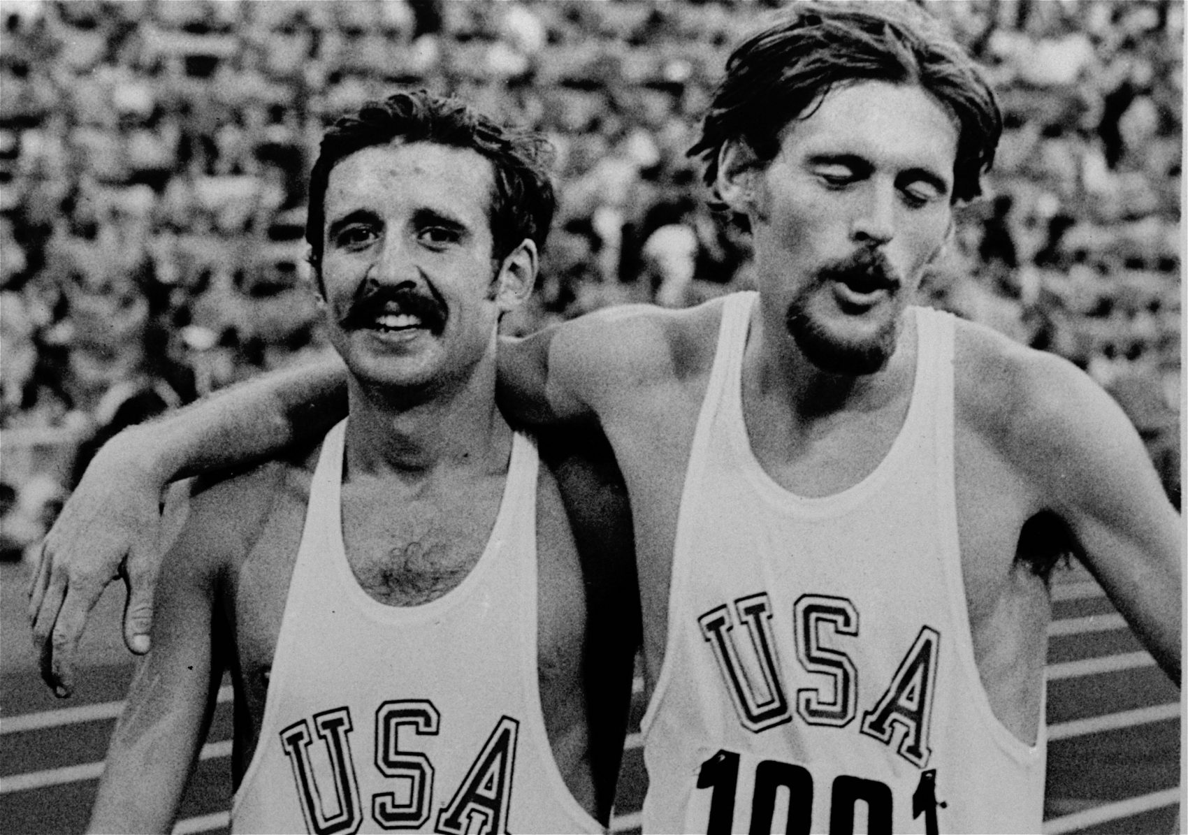 For Olympian Frank Shorter Running Was An Escape From A