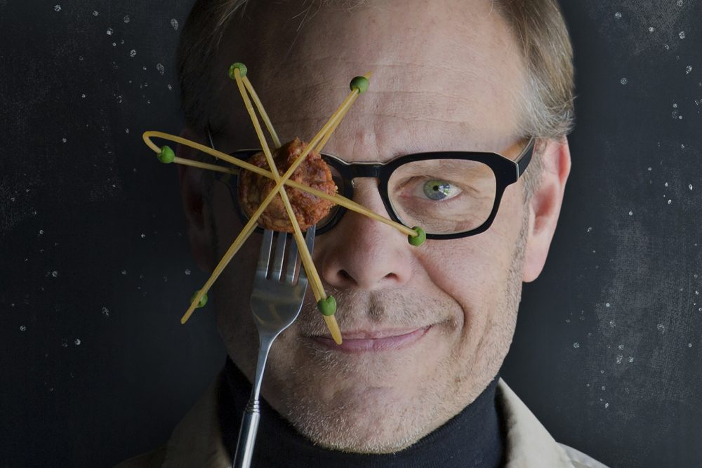 Alton Brown Gets Personal With New Cookbook Broadway Show