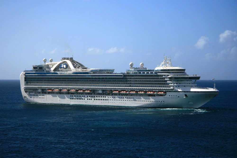 Princess Cruise Lines Illegal Ocean Dumping Part Of