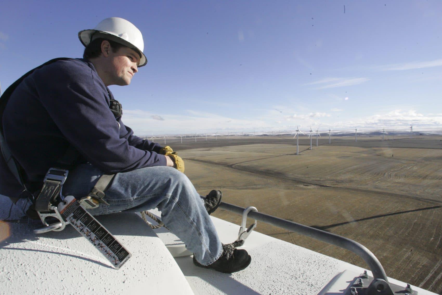 turbine technician