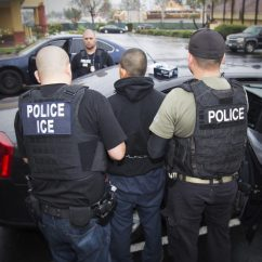 Third Brake Light Law Gmc Sierra Stereo Wiring Diagram Ice Arrests Green Card Applicants In Lawrence Signaling Shift Officials Arrest A Foreign National Los Angeles On Feb 7 2017